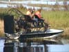 Boggy Creek Airboat Rides - great fun!